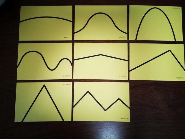 モンテッソーリはさみ切りのお仕事!おすすめの台紙や提示の方法を紹介!
